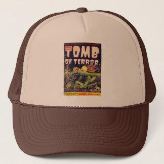 Tomb of Terror Going Going Gone Trucker Hat