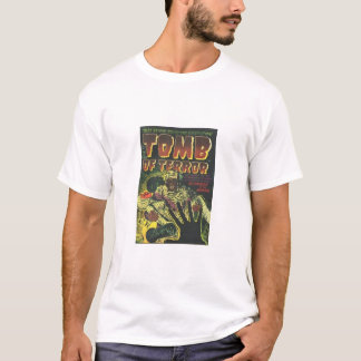 Tomb of Terror Marriage of the Monsters T-Shirt