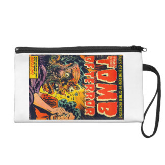 Tomb of Terror the Break Up Wristlet