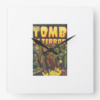 Tomb of Terror The Closet Clock