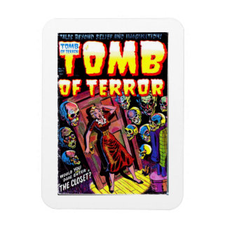Tomb of Terror The Closet Magnet