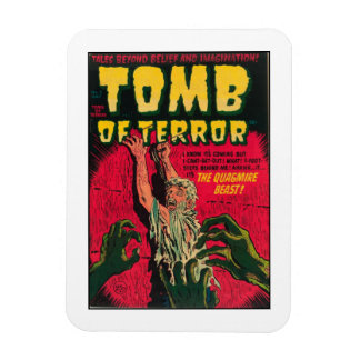 Tomb of Terror The Quagmire Beast Magnet