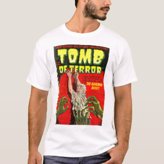 Tomb of Terror The Quagmire Beast T-Shirt
