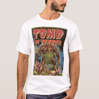 Tomb of Terror the Thing T-Shirt