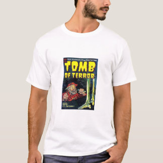 Tomb of Terror The Tunnel T-Shirt