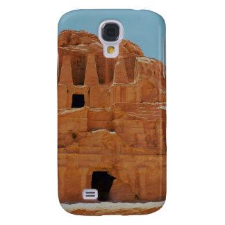 Tomb of the obelisks Petra Galaxy S4 Case