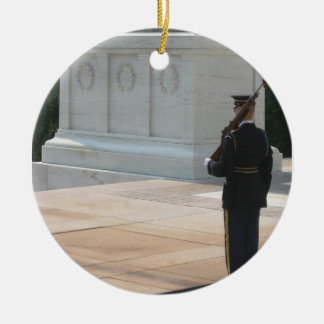 Tomb of the Unknowns Christmas Ornament