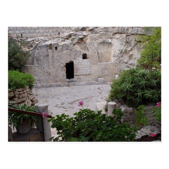 Tomb Postcard