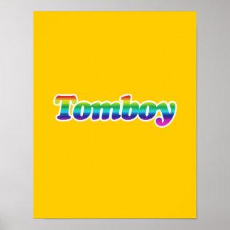 TOMBOY PRIDE PRINT