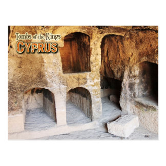 Tombs of the Kings, Paphos, Cyprus Postcard