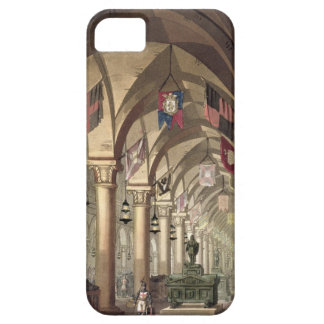 Tombs of the Knights Templar, c.1820-39 (aquatint) Barely There iPhone 5 Case