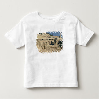 Tombs on the side of the Mount of Olives Toddler T-Shirt