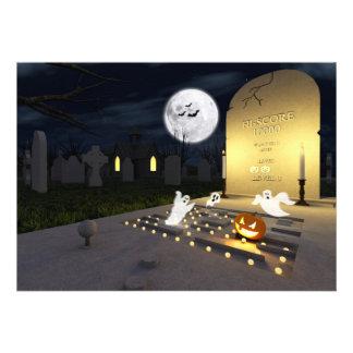 Tombstone Arcade Box Custom Announcement