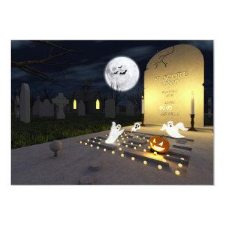 Tombstone Arcade Box 13 Cm X 18 Cm Invitation Card