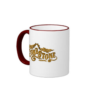 Tombstone Saloon Coffee Mugs
