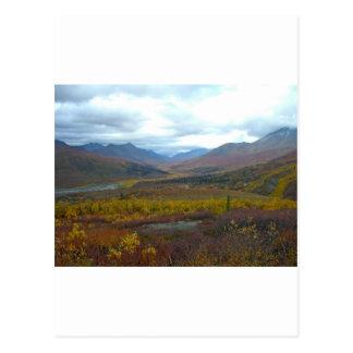 Tombstone Valley Postcard