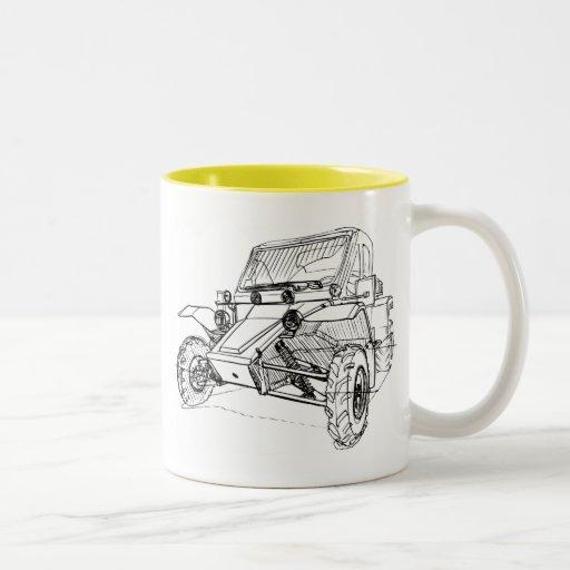 Tomcar TM2 Coffee Mug