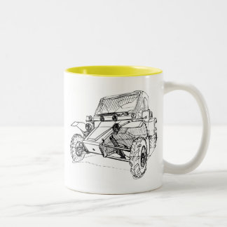 Tomcar TM2 Two-Tone Mug