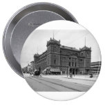 Tomlinson Hall, Indianapolis: 1904 Pinback Buttons