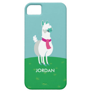 Tommy the Llama Barely There iPhone 5 Case