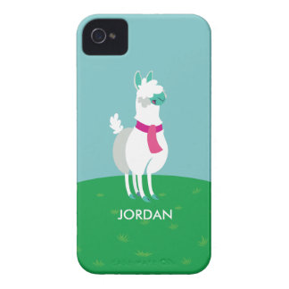 Tommy the Llama iPhone 4 Cases