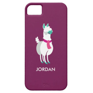 Tommy the Llama iPhone 5 Covers