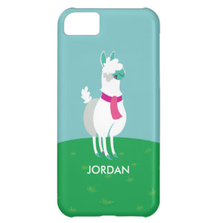Tommy the Llama iPhone 5C Case