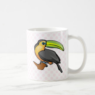 Tommy Toucan Coffee Mugs