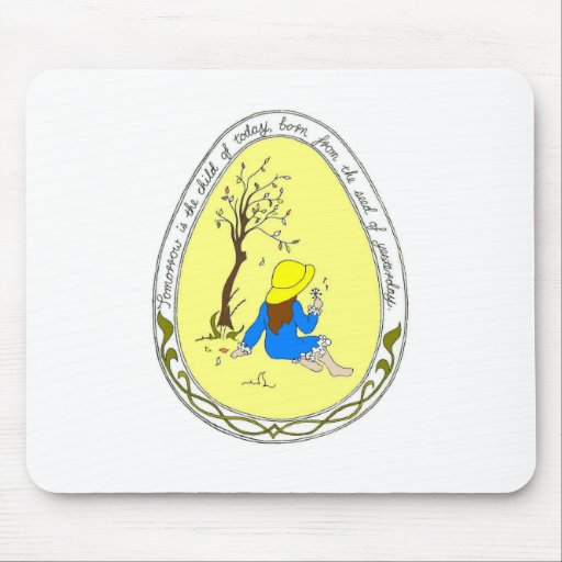 Tomorrow's Child Mouse Pad