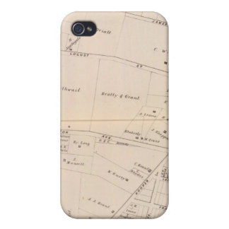 Toms River New Jersey iPhone 4 Case