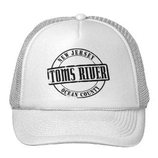 Toms River TItle Cap