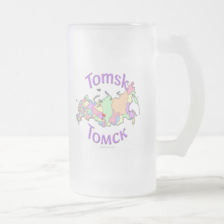 Tomsk Russia Mugs