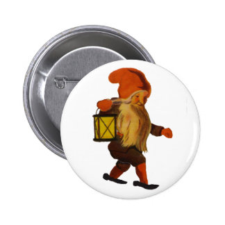 Tomten button - plain