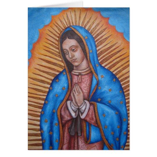 Tonantzin (Revered Mother) Card