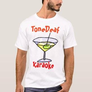 ToneDeaf Karaoke T-Shirt