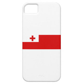 tonga country long flag nation symbol iPhone 5 covers