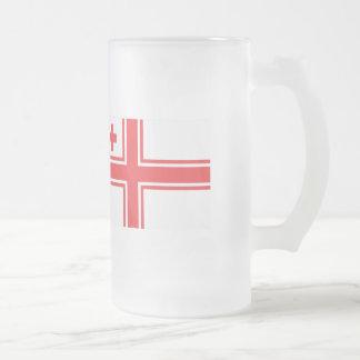 Tonga Navy Flag Coffee Mugs