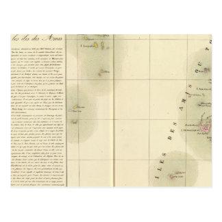 Tonga Oceania no 47 Postcard