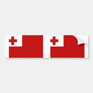 Tonga, United Arab Emirates flag Bumper Stickers