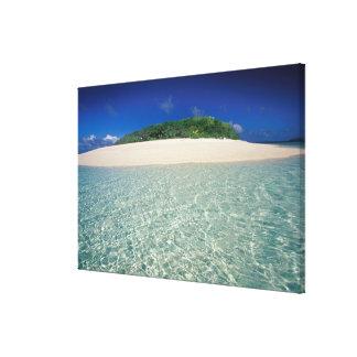 Tonga, Vava'u, Landscape 2 Canvas Print