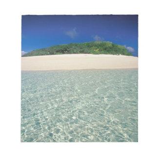 Tonga, Vava'u, Landscape 2 Note Pad