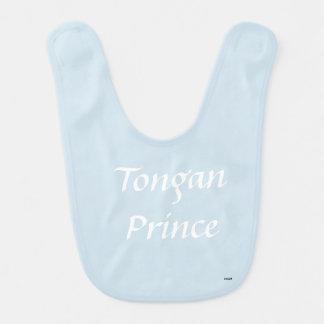 Tongan Prince bib