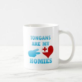 Tongans are my Homies Coffee Mugs
