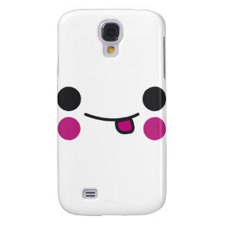 Tongue Face Galaxy S4 Case