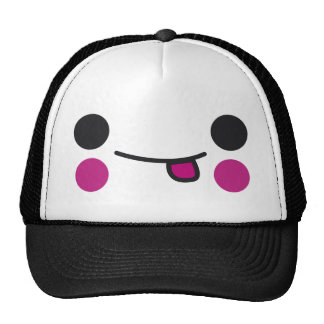 Tongue Face Trucker Hat