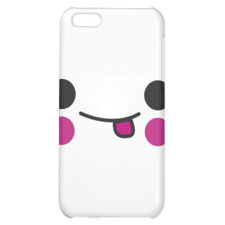 Tongue Face iPhone 5C Cover