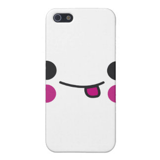 Tongue Face iPhone 5 Covers