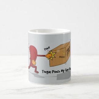 Tongue Punch My Fart Box - Mug