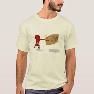 Tongue Punch My Fart Box (no text) T-Shirt