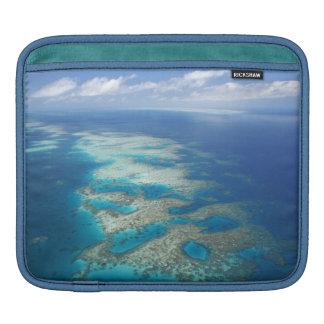 Tongue Reef, Great Barrier Reef Marine Park, iPad Sleeve